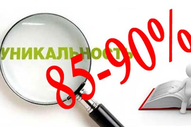 сделаю ваш текст уникальным 1 - kwork.ru