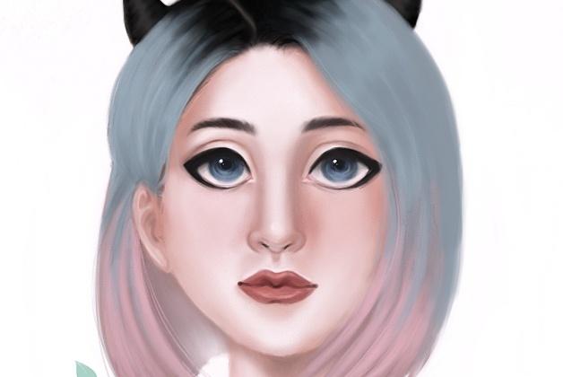 Рисунок на заказ, Дизайн персонажа 1 - kwork.ru