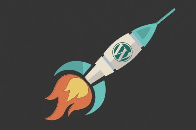 Ускорение и оптимизация WordpressВнутренняя оптимизация<br>Ускорение вашего сайта на WordPress по Google Pagespeed Insights, сделаю все возможные настройки и оптимизации для улучшения показателей Google Pagespeed Insights. Текущие показатели вы можете узнать по ссылке: http://developers.google.com/speed/pagespeed/insights/ Почему вам стоит сделать заказ у меня? – индивидуальный подход для каждого случая – большой опыт работы – максимально быстро приступаю к работе – выполню заказ в оговоренные сроки – проконсультирую Вас по любым связанным вопросам – всегда на связи<br>