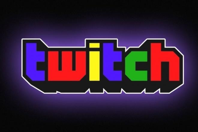сделаю 1000 просмотров на видео Twitch 1 - kwork.ru