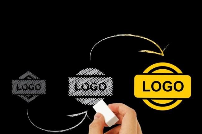 Дизайн Логотипа за час 1 - kwork.ru