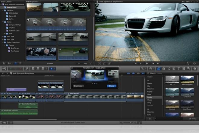 Качественный видеомонтажМонтаж и обработка видео<br>Видеоролик длиной до 5 минут. Свадьба, праздник, промо, бизнес презентация, видео с вашего отдыха. От вас файлы на облаке, пожелания. Делаю черновой вариант, вы вносите правки, и доводим до качественного результата.<br>