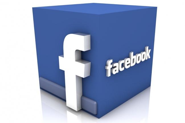 увеличу лайки Facebook на 500 позиций 1 - kwork.ru