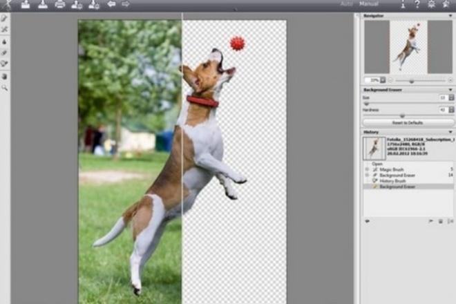 Сделаю обтравку 3 изображений (удаление фона)Обработка изображений<br>Профессионально и быстро удалю или изменю фон предметной съёмки, выполню цветокоррекцию, ретушь, наложение.Также занимаюсь обработкой и предметных фотографий.<br>