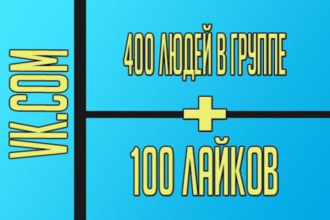 Сделаю раскрутку для вашей группы 1 - kwork.ru