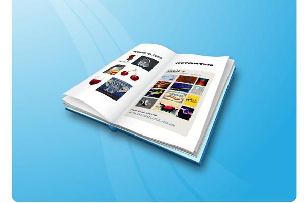 Создам 3d книгуФлеш и 3D-графика<br>создам 3d книгу. читаемая на любом устройстве. от вас книга в docx или pdf формате, фото на обложку название и имя автора<br>