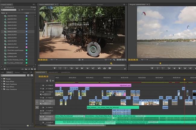 Смонтирую годный видеоролик из ваших фото-видеоМонтаж и обработка видео<br>Доброго времени суток! Готов выполнить видеомонтаж вашего материала с использованием различных эффектов (по желанию), наложением музыки и цветокоррекции.<br>