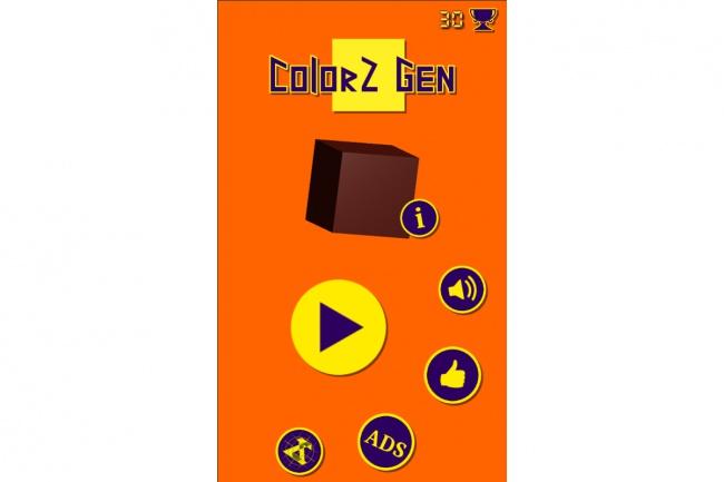Создам простую 2D/3D игру на Android 1 - kwork.ru