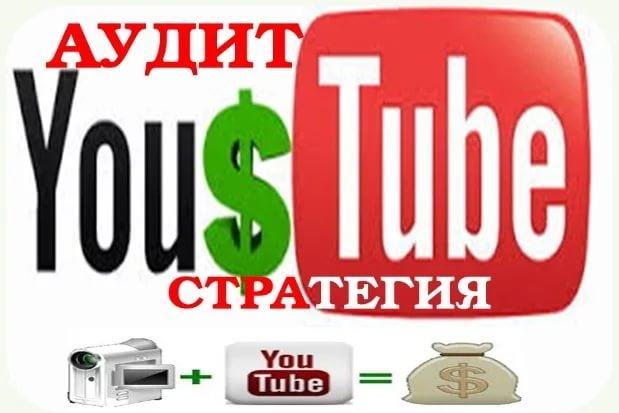 Анализ существующего канала на youtube 1 - kwork.ru