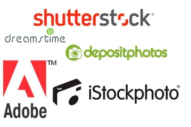 12 любых изображений с иностранных фотостоков 1 - kwork.ru