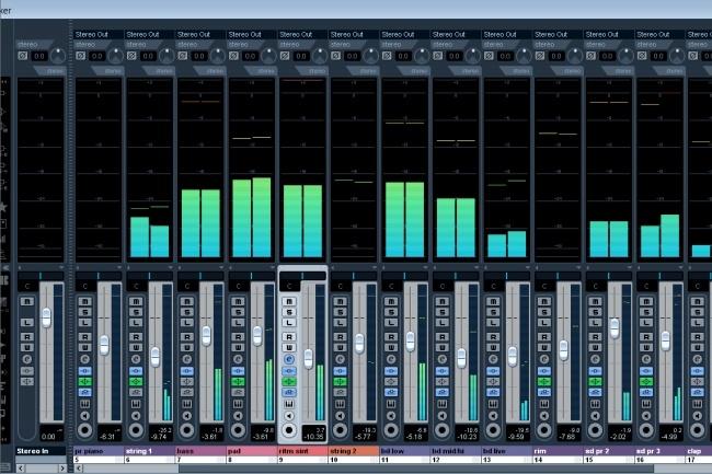 Сведу трекРедактирование аудио<br>*В выполнение одного кворка входит полное сведение и мастеринг одной песни* Сведение — не чисто технический процесс соединения различных треков в единое целое, это скорее творческая деятельность, от которой зависят особенности звучания результата. Цель сведения различается в зависимости от концепции проекта.<br>