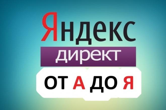 Яндекс Директ от А до Я 1 - kwork.ru