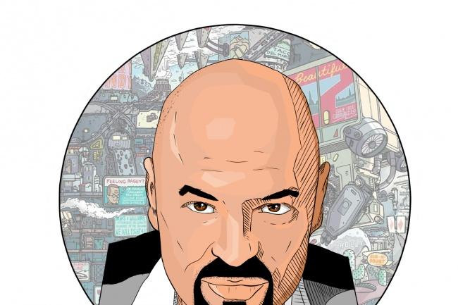 Нарисую Вам арт по фотоИллюстрации и рисунки<br>- Нарисую Ваш портрет на компьютере (стилизованный, GTA, черно-белый, pink hype, comics). - Отрисовку выполняю в программах Adobe Photoshop и Paint Tool SAI. - Работаю вручную без использования фильтров.<br>