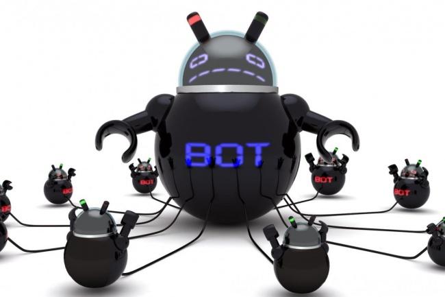 Настрою защиту сайта от нежелательных ботов и роботов 1 - kwork.ru