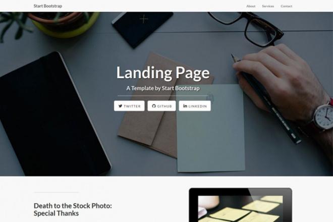 Сделаю копии 2х Лендингов (Landing Page) с вашими контактными даннымиСайт под ключ<br>Сделаю копии 2х Лендингов (Landing Page) с вашими контактными данными.Работа выполняется качественно и в<br>
