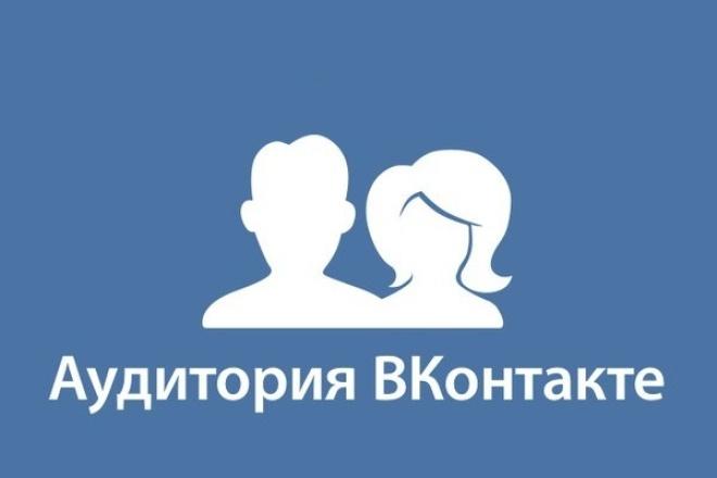 100 живых людей гарантировано вступят в вашу группу Вконтакте 1 - kwork.ru