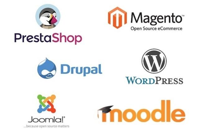 Установка и настройка шаблоновАдминистрирование и настройка<br>Произведу установку и настройку шаблона для платформ Wordpress, Opencart, Moodle, Joomla, Drupal, Magento, PrestaShop. При необходимости помогу найти качественный шаблон под требования заказчика. Также возможна доработка шаблона за отдельные кворки.<br>