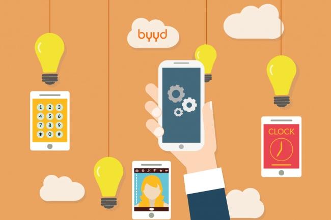 Создам мобильное приложение для Android 1 - kwork.ru