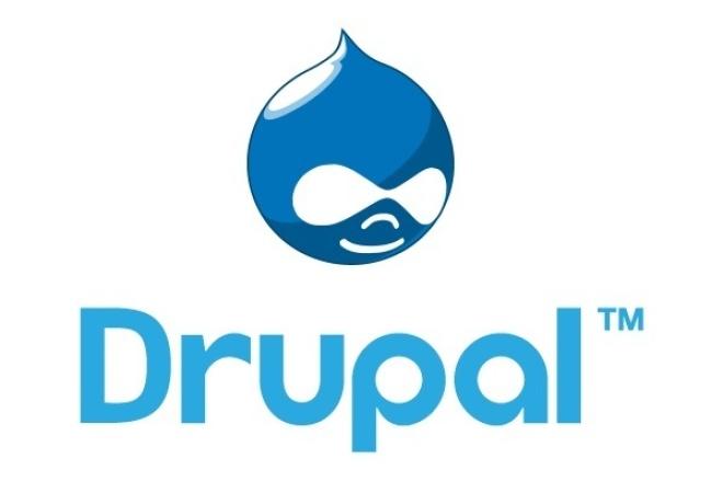 Установлю и настрою Drupal. Плагины 1 - kwork.ru