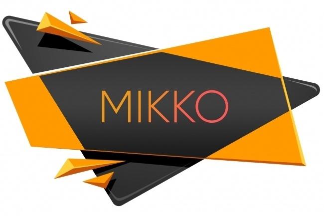 Логотип в разных стилях 1 - kwork.ru
