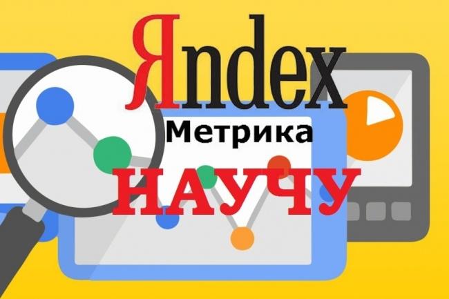 Научу профессионально работать с Яндекс МетрикойОбучение и консалтинг<br>Здравствуйте! Яндекс Метрика - это бесплатный и очень удобный инструмент для сбора и анализа статистики вашего сайта. Все это знают, но далеко не все знают огромные возможности этого ресурса! А, тем не менее, зная эти возможности и применяя выводы на основе них в практику, можно значительно повысить продажи и эффективность сайта! ! ! ! Я вас обучу и расскажу о: Принципах работы Об отчетах ЯМ Как создать аккаунт в ЯМ О дополнительных настройках счётчика Как настроить цели О приемах работ с отчетами Как правильно анализировать источники трафика Как настроить отчеты по посетителям Как анализировать взаимодействие посетителя с контентом Вебвизор. Аналитика форм Анализ поведения посетителей - карты Отчеты по технологиям Отчеты по мониторингу Как настроить и пользоваться анализом телефонных звонков посетителей Как работать и анализировать отчеты в конструкторе Покажу примеры пользовательских отчетов Всё это я записал для вас на видео презентацию и подготовил для вас необходимые материалы. За один кворк вы получите 17 хороших видео уроков и знания, которых нет в открытом доступе.<br>