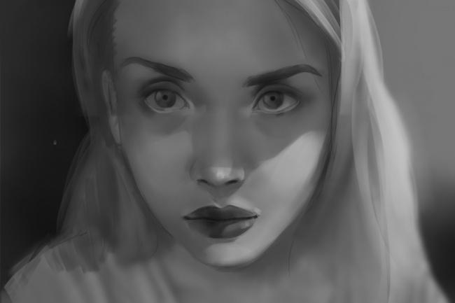 Нарисую портрет по фотоИллюстрации и рисунки<br>cg портрет в хорошем качестве ;) При желании можем стилизовать под аниме или современные диснеевские мультики ))<br>