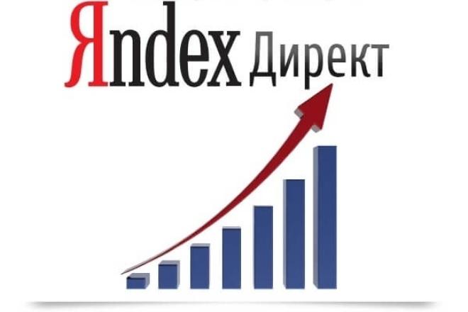 Настройка Яндекс. Директ от профессионала 1 - kwork.ru