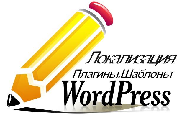 Локализация тем, шаблонов WP, плагины 1 - kwork.ru
