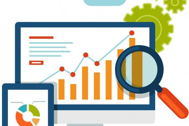 Установлю Google Analytics, Яндекс Метрику, настройка целей 1 - kwork.ru