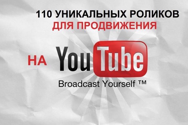 Размножение видеороликов 1 - kwork.ru