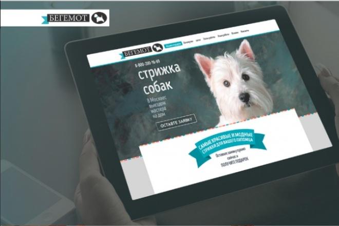 сделаю дизайн сайта 2 - kwork.ru