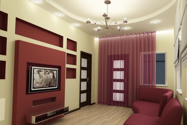Консультация дизайнераМебель и дизайн интерьера<br>Выработка и описание концепции будущего интерьера. План расстановки мебели и оборудования (одного помещения). Подбор отделочных материалов, оборудования, мебели Схема планировки с указанием основных размеров Визуализация<br>