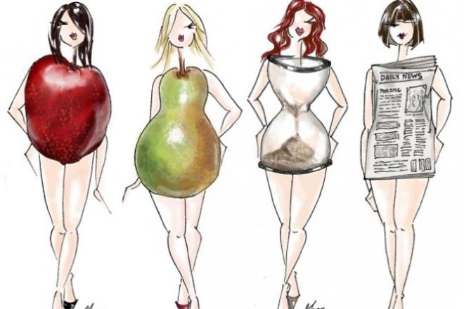 Напишу статью подборе одежды по типу фигуры 1 - kwork.ru