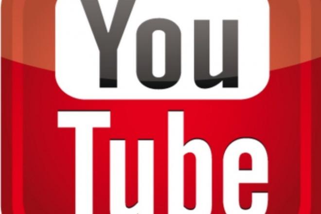 Делаю оформление  канала YouTube 1 - kwork.ru