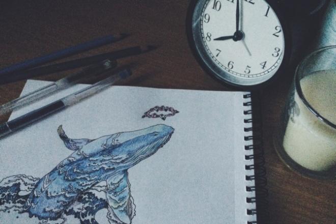 Нарисую несколько иллюстраций или рисунковИллюстрации и рисунки<br>Рисую часто и на разные темы. Необычный стиль, который выделяется и подходит под иллюстрирование. Готова принять интересные заказы. Ниже можете просмотреть несколько моих работ.<br>
