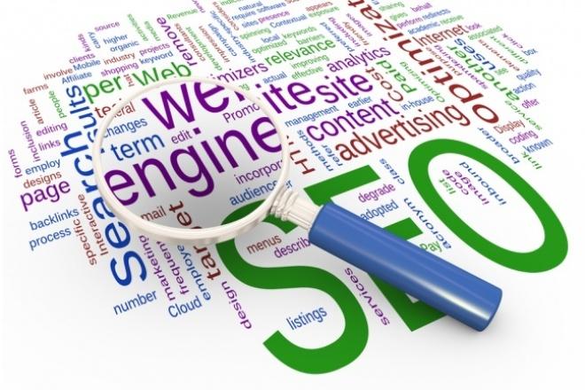 SEOаудит сайтаАудиты и консультации<br>В результате вы получаете отчет, который будет содержать анализ внутренней и внешней оптимизации сайта по более чем 50 пунктам и список работ, необходимых для улучшения позиций сайта в ПС. Анализ внутренней оптимизации сайта включает в себя проверку: - заголовков - мета-тегов - служебных файлов - ответов сервера - перелинковки - микроразметки - исходного кода страниц - и множество других параметров Анализ внешней оптимизации сайта включает в себя проверку: - ссылочной массы на ваш сайт (при желании могу проверить каждую ссылку на сайт на траст/спам и другие параметры) - поведенческих факторов После анализа по договоренности могу внедрить рекомендации на сайте. Так же возможно составления полноценного СЯ для сайта.<br>