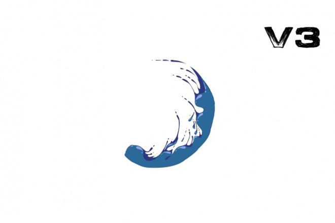Создам красивую анимацию вашего логотипа 1 - kwork.ru