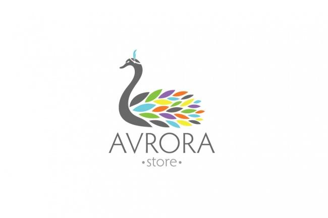 Разработаю стильный логотип 1 - kwork.ru