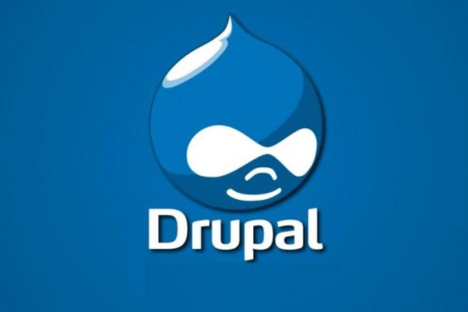 Доработки сайта на drupal, помощь, исправление ошибок 1 - kwork.ru