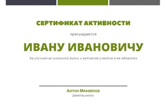 Сделаю вариантов грамот и дипломов от руб Сделаю 10 вариантов грамот и дипломов 7 ru