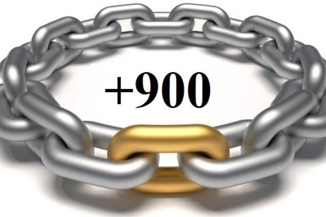 Прогон сайта - 900 вечных трастовых ссылок с тИЦ от 10Ссылки<br>Прогон сайта включает в себя размещение 900 вечных трастовых ссылок с тИЦ от 10. Мы предоставляем полноценный отчет, в котором будут указаны все страницы, с уже размещенными ссылками. Размещение только на проверенных сайтах. Предоставляется гарантия 12 месяцев. Осуществляем ПОСТпроверку размещенных ссылок. Ускоряем индексацию ссылок. Внимательно подходим к каждому заказу. Возможен прирост ТИц до +20 пунктов. Что дает прогон: Ускоренную индексацию сайта поисковыми системами. Рост Яндекс Тиц. Увеличение посещаемости сайта.<br>