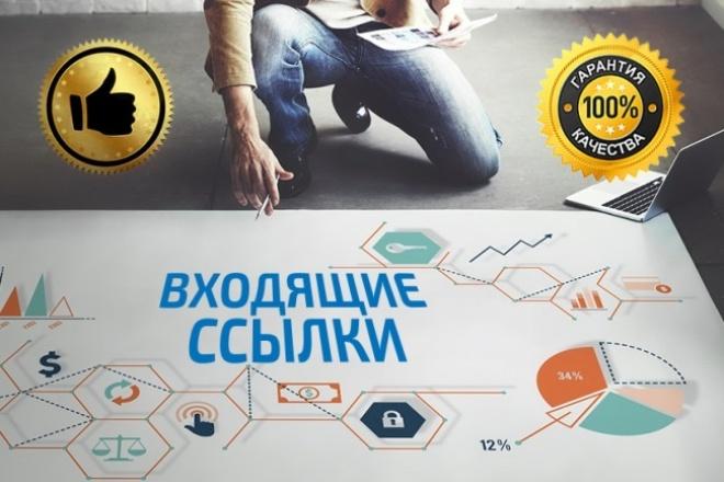Проверю качество внешних ссылок на Ваш сайт 1 - kwork.ru