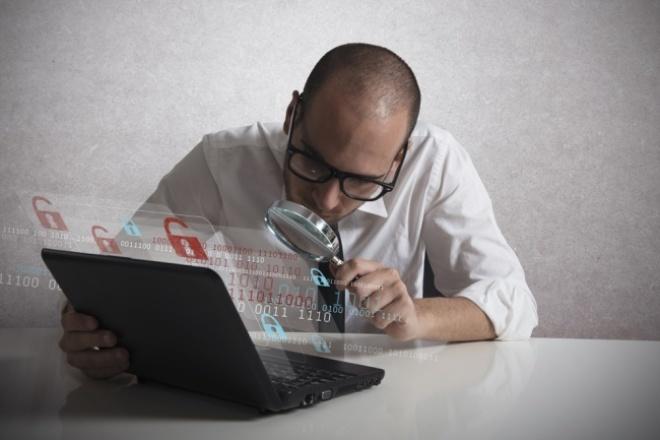 Найду ошибки в функционировании и содержании сайтаПользовательское тестирование<br>Проведу следующие виды тестирования на ваш выбор (1 вид тестирования в рамках одного кворка): Тестирование работоспособности пользовательских форм на сайте (например, регистрация, публикация отзывов). Проверка гиперссылок, поиск нерабочих ссылок. Проверка сайта на адаптивность (правильное отображение страниц сайта на различных устройствах не зависимо от размеров окна браузера). Проверка сайта на кроссбраузерность (корректное отображение и работа сайта во всех популярных браузерах). Проверка html-кода. Поиск и замена изображений ненадлежащего качества. Поиск и исправление орфографических и пунктуационных ошибок на страницах сайта.<br>