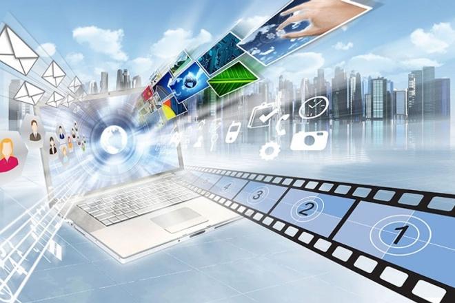 Создание видеоролика из фото и видео 1 - kwork.ru