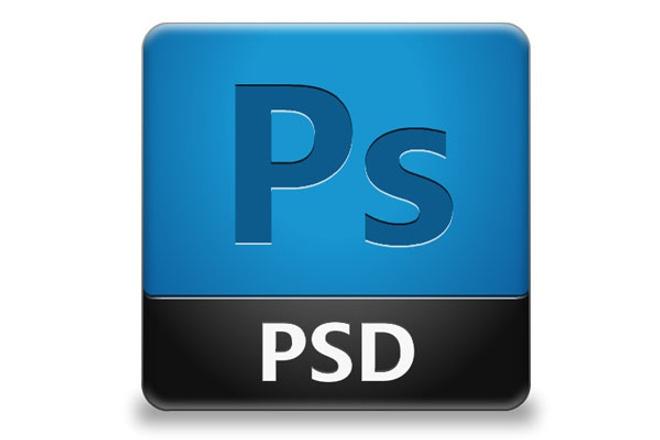 Макет страницы сайта в PSD 1 - kwork.ru