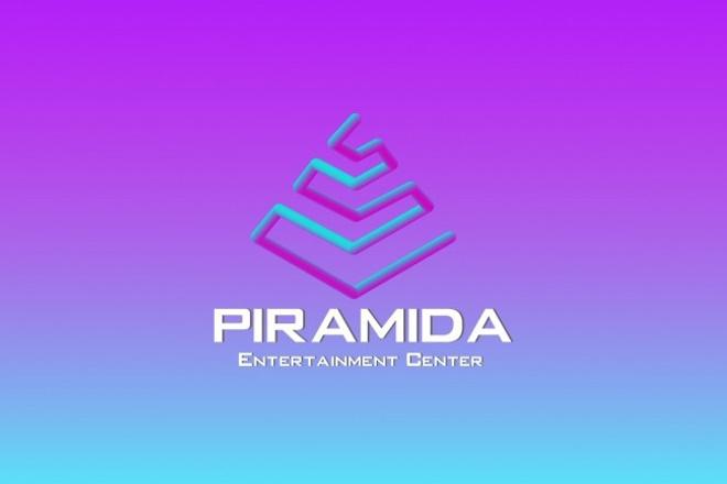 Разработаю логотип с нуля 1 - kwork.ru