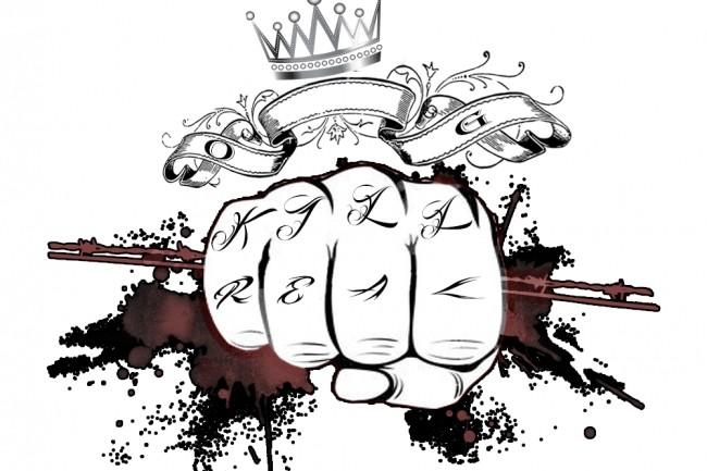 Создаю логотипы, заготовки для трафаретов, обложки, флаеры 1 - kwork.ru