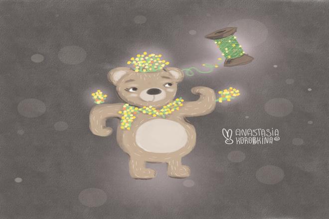 Иллюстрации для ваших историй и создание персонажей 1 - kwork.ru