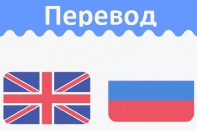 Переведу текст любой сложностиПереводы<br>Если вам нужен быстрый и качественный перевод текста, то вы обратились по адресу, есть опыт по написанию контента на основе зарубежных англоязычных источников.<br>