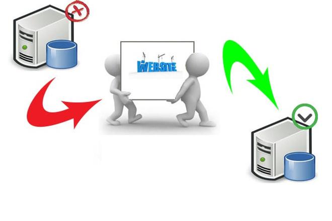 Перенос сайта на новый хостингДомены и хостинги<br>Перенос вашего сайта с одного хостинга на другой с полным сохранением работоспособности! Бонус: резервная копия сайта и базы данных, которую вы всегда сможете использовать в случае проблем Бонус : при наличии на сайте технических ошибок, которые мешают продвижению - бесплатное уведомление заказчика<br>